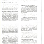 Commands to Keep Before Your Eyes - Inside Page 2